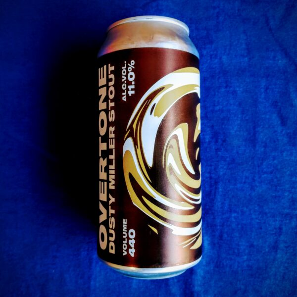 CRAFT CAN: Overtone - Dusty Miller Stout (11%)