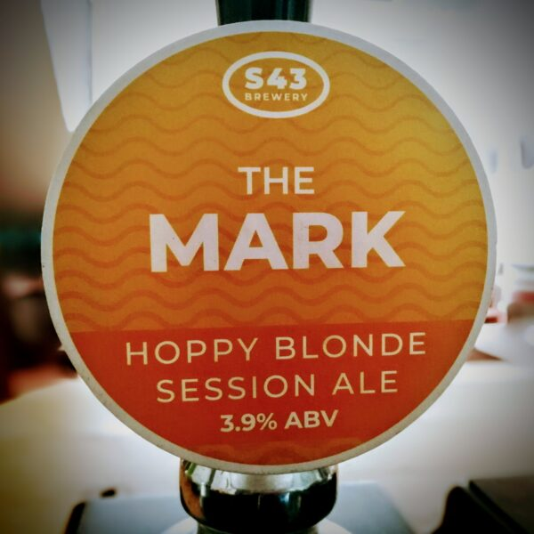 CASK: S43 - The Mark (3.9%)
