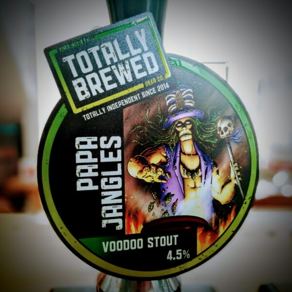 CASK: Totally Brewed - Papa Jangles (4.5%)