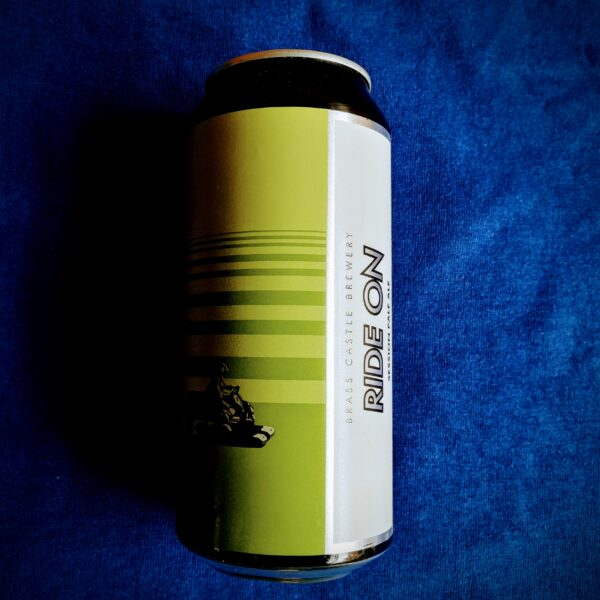 CRAFT CAN: Brass Castle - [GF] Ride On (4.5%)