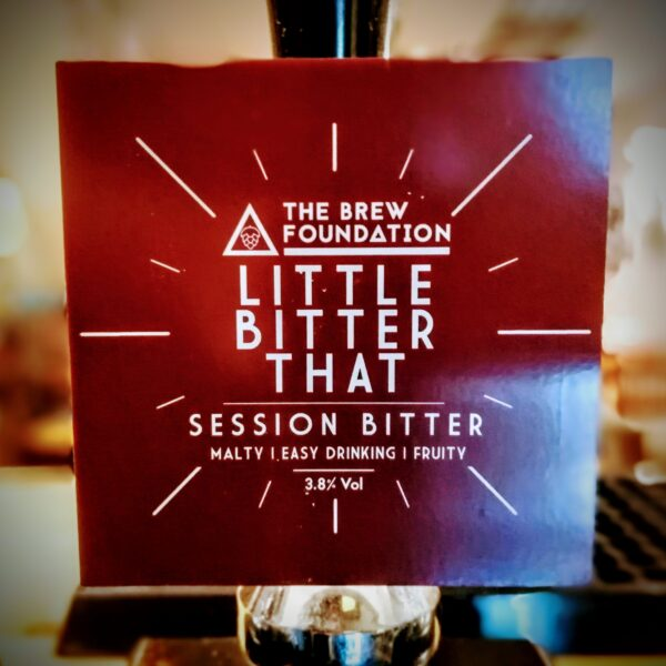 CASK: The Brew Foundation - Little Bitter That (3.8%)