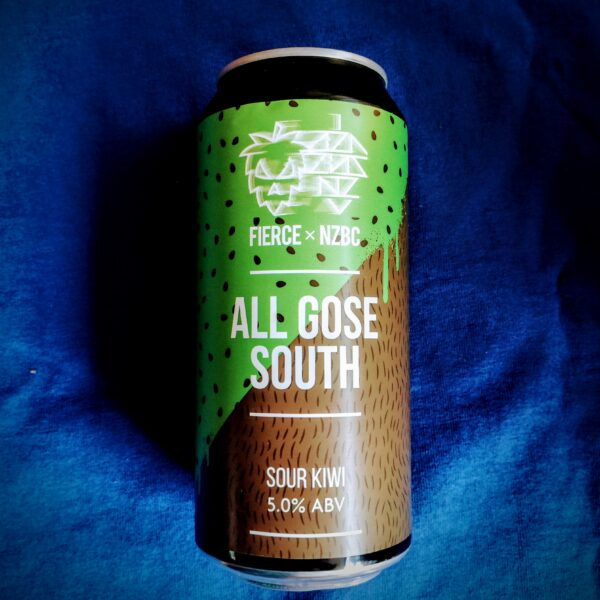 CRAFT CAN: Fierce Beer - All Gose South (5%)